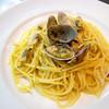 ローマの家 - 料理写真:あっさりアサリのスパゲティ