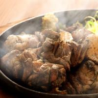 宮崎名物 薩摩地鶏の炭火焼き