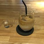 LIN COFFEE - アイスカプチーノ