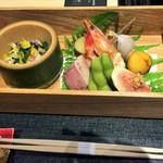 京都 瓢喜 - 八寸