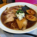 陽気 - 料理写真:生姜醤油ラーメン(650円)