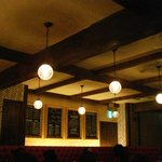 CAFE RIGOLETTO - 暗めで落ち着きます