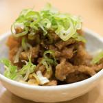 スタイリスアジアン - 2016.8 鶏皮ポン酢