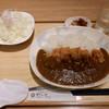 熟成豚かつ だいち - 料理写真:ロースかつカレー