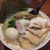 オールド スクール 中華そば ミヤ デ ラ ソウル - 料理写真:中華煮干し特製