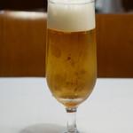 ビステッケリア エノテカ イル モーロ - ビール