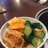 金楽 - 料理写真:キムチ盛合せ