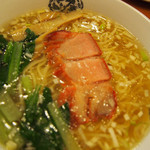 横浜中華街 揚州麺房 - ラーメン