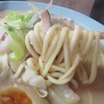 中華料理 旬 - 麺はぷりぷり~♪