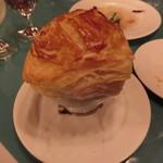 モンシャーレ - パイ包みスープ