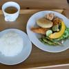 エコトコファーマーズカフェ - 料理写真:晝定食(ひるていしよく)
