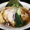 雁木 - 料理写真:淡口醤油拉麺(税込730円)