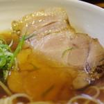 ラーメン 巌哲 - 肉