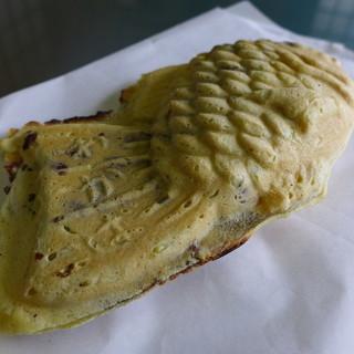 たいやきわかば - 料理写真:天然鯛(一尾150円)