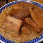 麺絆や 519 - 豚はバッチリ大合格