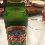 王府井 酒家 - チンタオビール