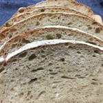 自家培養醗酵種パン 侭 - ハーフで¥250は驚き!
