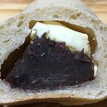 自家培養醗酵種パン 侭 - あんことクリチーは、大好きな組み合わせ♫