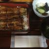川栄 - 料理写真:特うな重 2200円