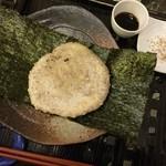 葉乃國カフェ - 磯部餅