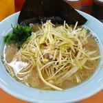 ラーメンショップ - 料理写真:ネギラーメン 700円