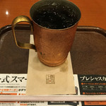 上島珈琲店 - ドリンク写真:2016年8月末。