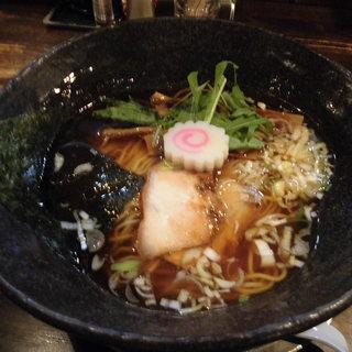 麺屋 卓朗商店 - 料理写真:醤油らぁ麺