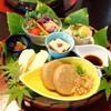 そば処 大西 - 料理写真:前菜盛り合わせ