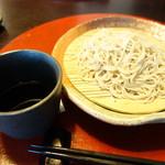 そば処 大西 - ざる蕎麦