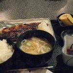 5553869 - 焼きサバ定食