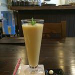 cafe maru - ミックスジュース