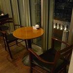 ティーハウス ムジカ - ☆通路な窓際のお席はデート向き(*^。^*)☆