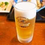 白楽天 - 生ビールおかわり
