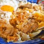 白楽天 - 焼豚玉子飯(いただきまーす)