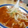 味の三平 - 料理写真:鉄火麺(辛口