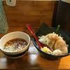 つけ麺 しろぼし - 料理写真:醤油炊き 辛味しろぼし つけ麺('16/09/02)