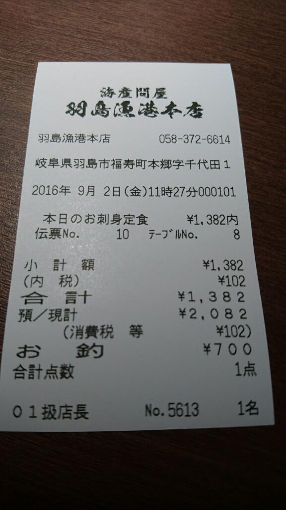 羽島漁港本店