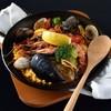 地中海テラス Otama - 料理写真:魚介のパエリア