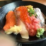 55589041 - 海鮮丼