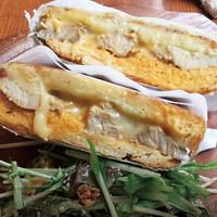 teppanおすすめ! 種類豊富なサンドイッチ
