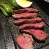 テッパン ヨイチヤ - 料理写真:厚切り牛タン みかん塩と
