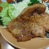 とんかつやまくら - 料理写真:ポークソテー定食1700円