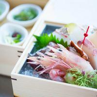 鹿児島で「朝とった魚」をご提供!