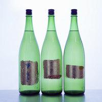グラスで提供する全国各地の厳選した「日本酒」