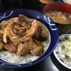 Tanitsubaki - 料理写真:牛めし(税込450円)