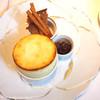 銀座ぶどうの木 - 料理写真:グリュイエールチーズのスフレ