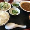 ごちそう処 きむら - 料理写真:日替わりランチ「マーボー春雨定食」(税込700円)