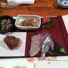 あわび亭 - 料理写真:お通し(一人分)