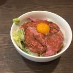 55621423 - ローストビーフ丼