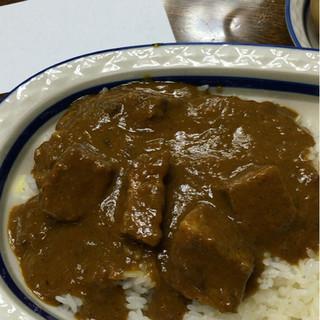 インディラ - 料理写真:モモ肉ゴロゴロ